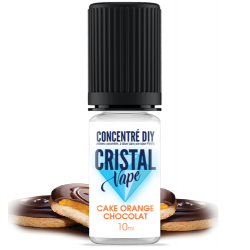 Arôme Cake orange chocolat - Cristal vape