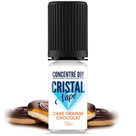 Arôme Cake orange chocolat - Cristal vape