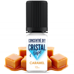 Arôme Caramel - Cristal vape