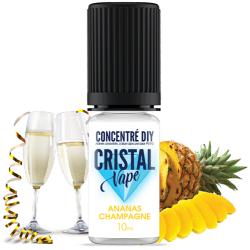 Arôme Ananas champagne - Cristal vape