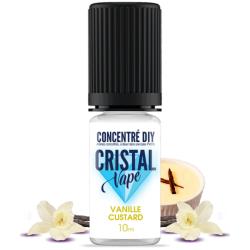 Arôme Vanille custard - Cristal vape