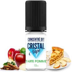 Arôme Tarte aux pomme - Cristal vape