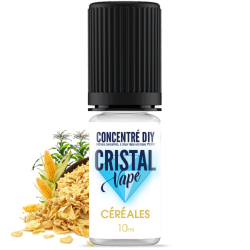 Arôme Céréales - Cristal vape