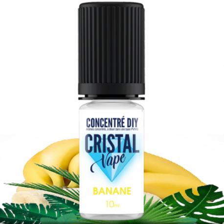 Arôme Banane - Cristal vape