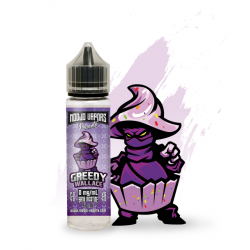 Greedy wallace 50ml - Modjo vapor