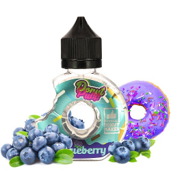 Donut puff blueberry 50ml - Vapempire