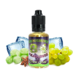 Arôme grape candy 30ml - Sunshine paradise