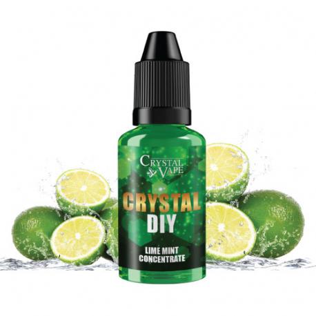 Arôme lime mint 30ml - Crystal diy