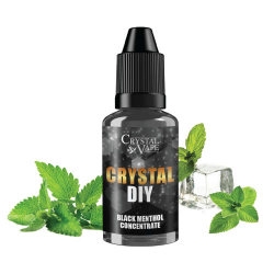 Arôme Black menthol 30ml - Crystal diy