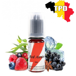E-Liquide Red Astaire TPD Belge - TJuice