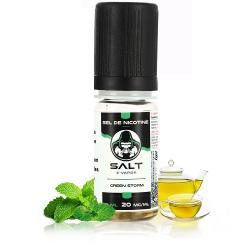 E-liquide Green storm - Salt E-vapor