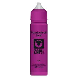 Passionfruit zest 50ml - Zap juice