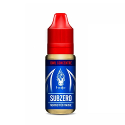 Concentré Subzero 10ml - Halo