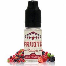 Arôme Fruits Rouges - VDLV