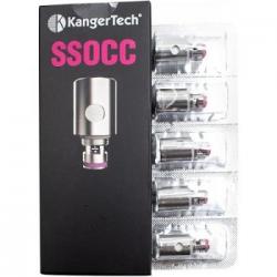 Résistance SSOCC 316l - pack de 5 - Kangertech