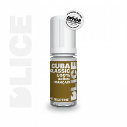 eLiquide goût tabac blond Firecured Java Liquid
