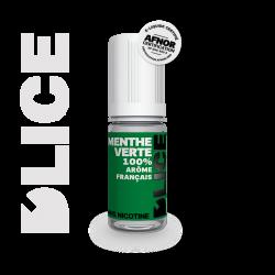 E-Liquide Menthe Verte Dlice
