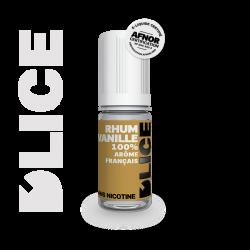 E-Liquide Rhum Vanille Dlice