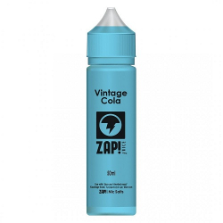 Vintage soda 50ml - Zap juice