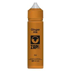 Ginger ale 50ml - Zap juice
