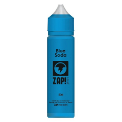 Blue soda 50ml - Zap juice