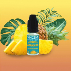 E-liquid Pineapple - VDLV