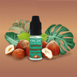 E-liquid Hazelnut - VDLV