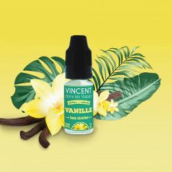 E-liquid Vanilla - VDLV