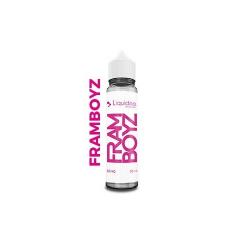 Framboyz 50ml - Liquideo
