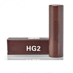 Accu HG2 18650 3000 mAh - 20A - LG
