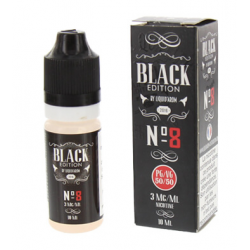 E-liquide Black Edition n°8 10ml - High Creek