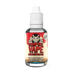 Arôme strawberry cheesecake 30ml - Vampire vape