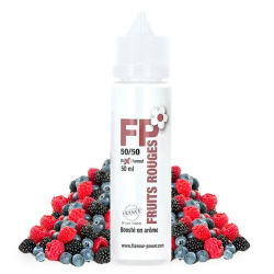 Fruits rouges 50ml - Flavour power