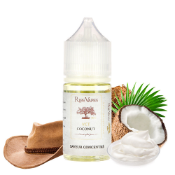 Concentré VCT coconut 30ml - Ripe vapes