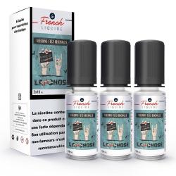 La Petite Chose - 3x10ml - Le French Liquide