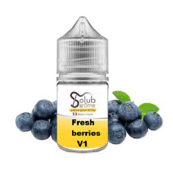 Arôme fresh berries V1 30ml - Solubarome