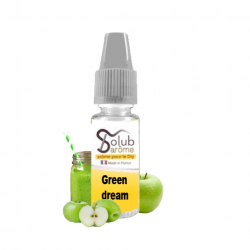 Arôme green dream - Solubarome