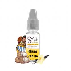 Arôme rhum vanille - Solubarome