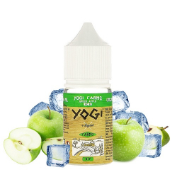 Concentré Green apple ICE 30ml - Yogi Farms