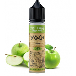 Green apple 50ml - Yogi Farms