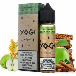 Apple cinnamon Granola bar 50ml - Yogi
