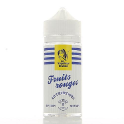Fruits rouges 100ml - Le vapoteur breton