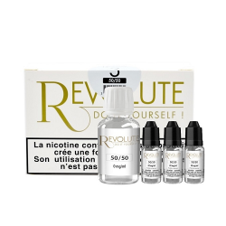 Pack base/booster 30/70 200ml - Revolute