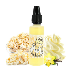 Concentré popcorn custard 30ml - Mr & Mme