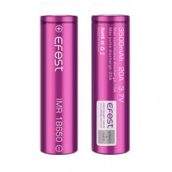 Battery Efest IMR 18650 3500mAh