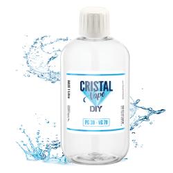 Base 30/70 1litre - Cristal vape