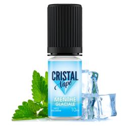 E-liquide Menthe glaciale - Cristal vape