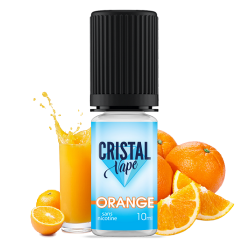 E-liquide Orange - Cristal vape