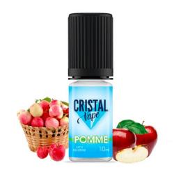 E-liquide Pomme - Cristal vape
