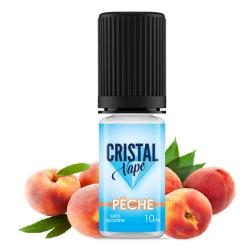 E-liquide Pêche - Cristal vape